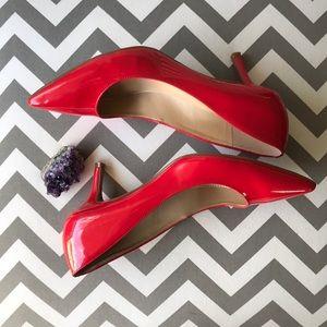 Marc Fisher Red Heels